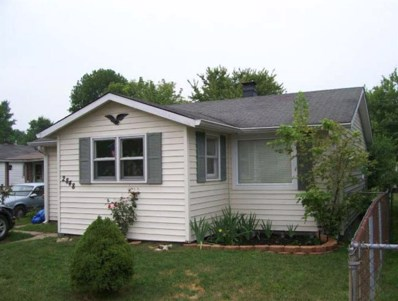 2848 S Collier Street, Indianapolis, IN 46241 - #: 21609817