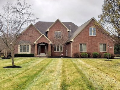14527 Brookfield Drive, Fishers, IN 46040 - #: 21609826