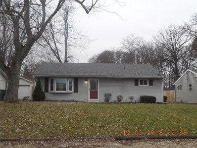 325 N Bittersweet Lane, Muncie, IN 47304 - MLS#: 21609885