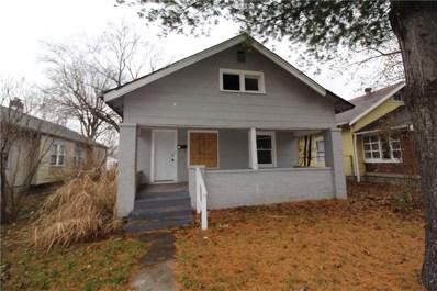1360 N Kealing Avenue, Indianapolis, IN 46201 - MLS#: 21609930