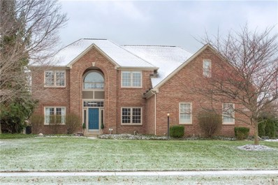 5775 Coopers Hawk Drive, Carmel, IN 46033 - MLS#: 21610010