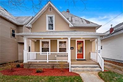 835 Villa Avenue, Indianapolis, IN 46203 - #: 21610011