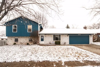 4831 Carry Back Lane, Indianapolis, IN 46237 - MLS#: 21610046