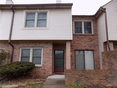 9461 Maple Way, Indianapolis, IN 46268 - #: 21610050