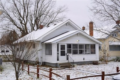 828 N Bancroft Street, Indianapolis, IN 46201 - #: 21610060
