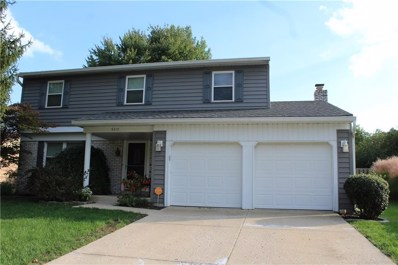 5317 Honey Comb Lane, Indianapolis, IN 46221 - #: 21610118