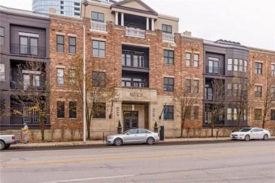 355 E Ohio Street UNIT 207, Indianapolis, IN 46204 - MLS#: 21610196