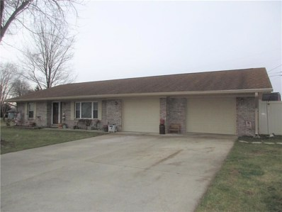 3152 S Vista Boulevard, Columbus, IN 47203 - #: 21610219