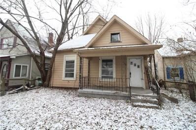 269 N Elder Avenue, Indianapolis, IN 46222 - #: 21610228