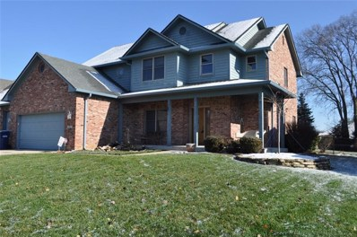 433 Keeneland Lane, Greenwood, IN 46142 - #: 21610246