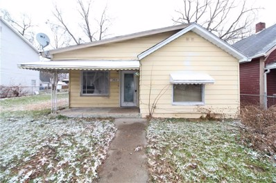 1413 Kappes Street, Indianapolis, IN 46221 - MLS#: 21610257
