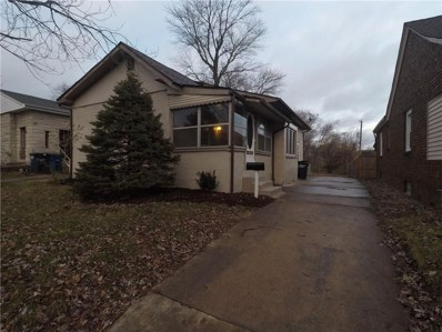 65 N 14TH Avenue, Beech Grove, IN 46107 - #: 21610348