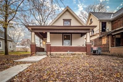 818 N Keystone Avenue, Indianapolis, IN 46201 - #: 21610374