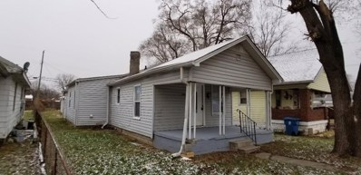 3306 Mars Hill Street, Indianapolis, IN 46221 - MLS#: 21610387