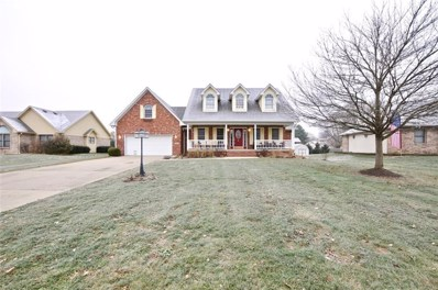 343 Samuel Drive, Whiteland, IN 46184 - MLS#: 21610410