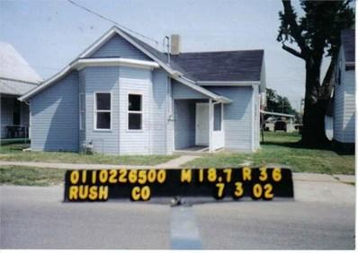 440 W 1st Street, Rushville, IN 46173 - #: 21610417