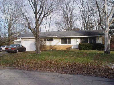 7545 South Haven Court, Indianapolis, IN 46217 - #: 21610422
