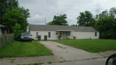 1852 Calvin Street, Indianapolis, IN 46203 - #: 21610449