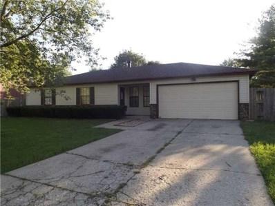 7802 Gordon Way, Indianapolis, IN 46237 - MLS#: 21610470