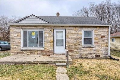 3451 N Chester Avenue, Indianapolis, IN 46218 - #: 21610471