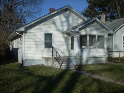 1438 W 34th Street, Indianapolis, IN 46208 - #: 21610492