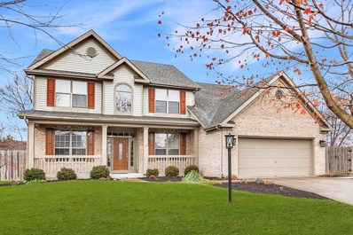 10542 Fox Creek Lane, Fishers, IN 46037 - #: 21610501