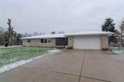 76 Kirk Drive E, Indianapolis, IN 46234 - MLS#: 21610601