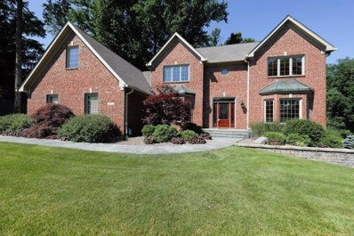 9022 Anchor Bay Drive, Indianapolis, IN 46236 - #: 21610657