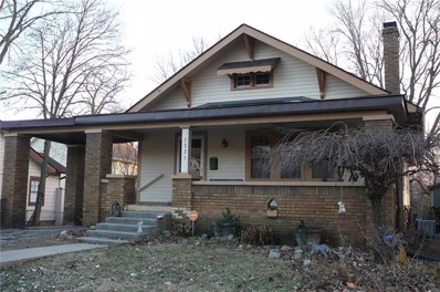 5225 E North Street, Indianapolis, IN 46219 - MLS#: 21610660