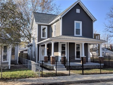556 N Beville Avenue, Indianapolis, IN 46201 - MLS#: 21610811