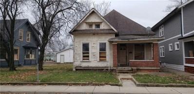 413 Sanders Street, Indianapolis, IN 46225 - #: 21610828