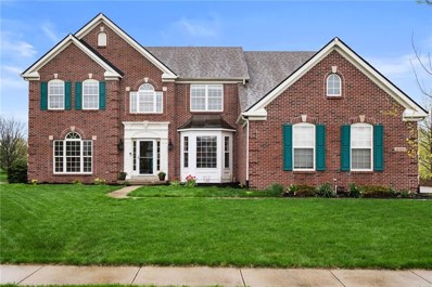12486 Brooknell Court, Carmel, IN 46033 - #: 21610851