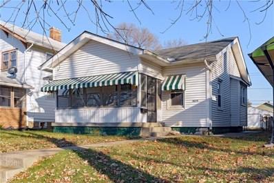 809 N Bancroft Street, Indianapolis, IN 46201 - MLS#: 21610870