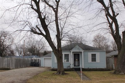 4008 Fernway Drive, Anderson, IN 46013 - #: 21610938