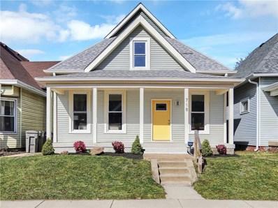 718 E Orange Street, Indianapolis, IN 46203 - #: 21610945
