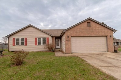 3235 Richland Drive, Columbus, IN 47203 - #: 21610983
