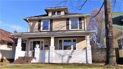 621 N Bancroft Street, Indianapolis, IN 46201 - #: 21611214