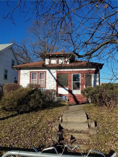 544 Eugene Street, Indianapolis, IN 46208 - #: 21611369