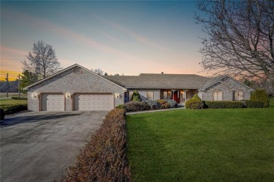 6611 Bluegrass Drive, Anderson, IN 46013 - #: 21611450