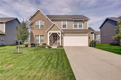 5602 W Woodhaven Drive, McCordsville, IN 46055 - #: 21611461