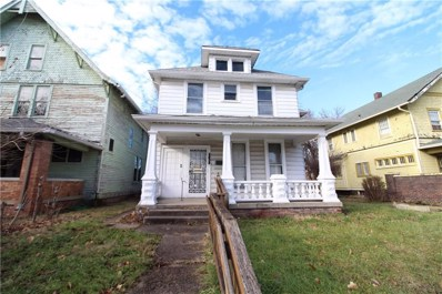 2832 N Capitol Avenue, Indianapolis, IN 46208 - #: 21611570