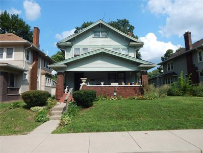 4185 Carrollton Avenue, Indianapolis, IN 46205 - #: 21611652