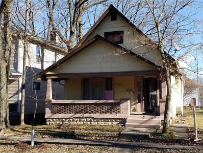 19 N Euclid Avenue, Indianapolis, IN 46201 - #: 21611667