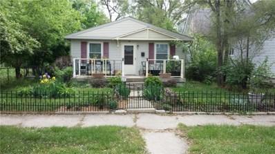 2215 Carrollton Avenue, Indianapolis, IN 46205 - MLS#: 21611684