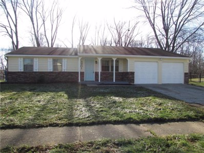 5901 S Dollar Hide Drive, Indianapolis, IN 46221 - #: 21611712