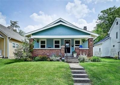 845 N Keystone Avenue, Indianapolis, IN 46201 - #: 21611734
