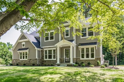 9155 Kerwood Drive, Indianapolis, IN 46240 - #: 21611760