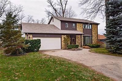 7708 White Dove Drive, Indianapolis, IN 46256 - #: 21611838