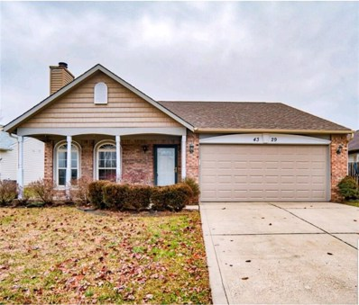 4329 Blue Ribbon Road, Indianapolis, IN 46203 - MLS#: 21611882