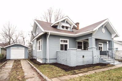 522 N Wallace Avenue, Indianapolis, IN 46201 - #: 21611897